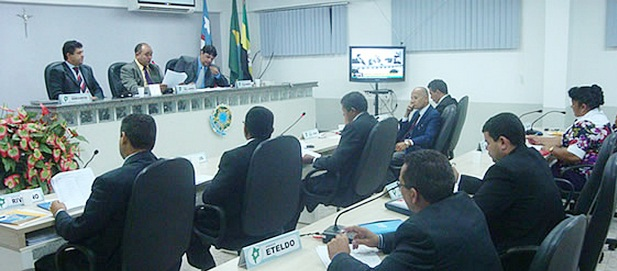 Resultado de imagem para Câmara Municipal de Barra do Corda